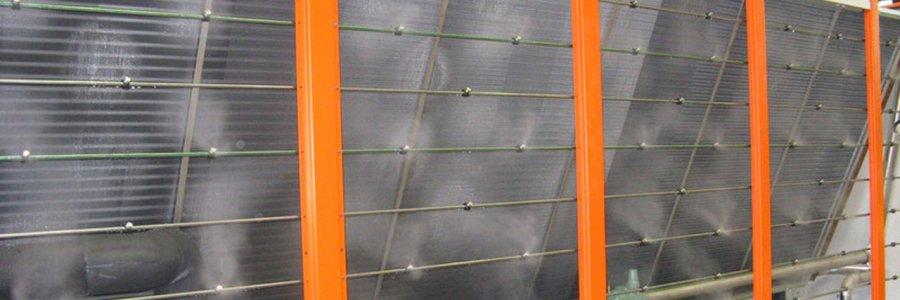 Industrial HVAC Pre-cooling 19