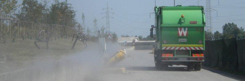Road Dust Misting