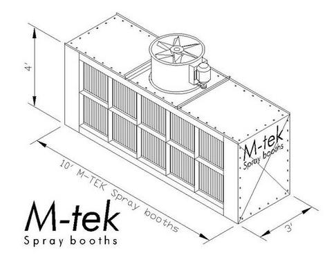 Spray Booth Wiring Diagrams. Spray. Wiring Diagram