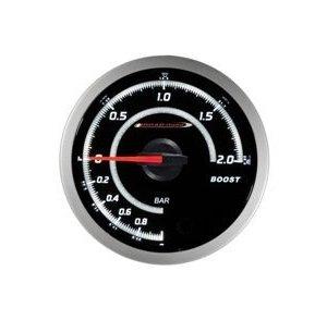Manometro Pressione Turbo Analogico Stepper Motor Road Italia