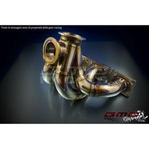 Collettore Acciaio Inox con WG Esterna - Ford Escort Cosworth - GMC Racing