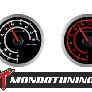 Manometro Voltmetro Analogico Stepper Motor Road Italia