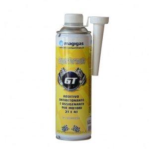 super-formula-gt-additivo-antidetonante-e-ossigenante-per-motori-2t-e-4t-additivo benzina octane booster ottani magigas mondotuning mtelaborazioni