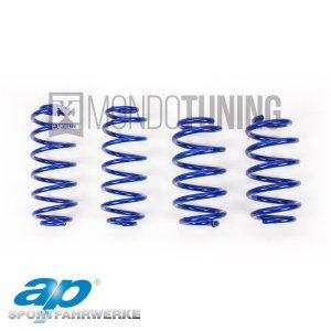 FS40-050 kit FS40-059 500 Abarth 4 molle ribassate spring -30mm grande punto abarth evo ap suspension racing mondotuning mtelaborazioni