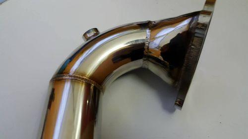 downpipe_skat_scatalizzato_scat turbina ihi grande punto abarth 500 595 695 alfa romeo mito mondotuning mtelaborazioni acciaio inox