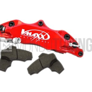 pastiglie freno big brake kit impianto frenante maggiorato v-maxx 330mm 500 595 695 abarth mondotuning mtelaborazioni ricambio