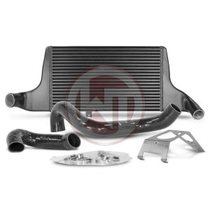 Intercooler Kit Audi S3 8L Audi S3 8L Audi S3 8L 200001018 wagner wagnertuning mondotuning mtelaborazioni The WAGNERTUNING Audi S3 (8L) Intercooler Upgrade Kit is a high performance front mount intercooler kit designed to replace the restrictive and inefficient OEM side mount intercooler for the horsepower seeking S3 Tuning enthusiast! Our engineers have designed a large face