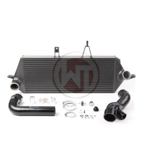 Performance Intercooler Kit Ford Focus ST Ford Focus ST mk2 Ford Focus MK2 200001032 wagner wagnertuning mondotuning mtelaborazioni Intercooler Kit for Ford Focus ST MK II ST 2005-2008 / Facelift Ford Focus ST MK 2 2008-2010 by WAGNERTUNINGhigh performance core with turbulators size 730x300x70mm