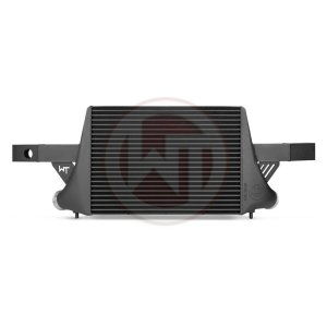 Competition Intercooler Kit EVO 3 Audi RS3 8P Audi RS3 8P Audi RS3 8P 200001059 wagner wagnertuning mondotuning mtelaborazioni now available with TÇ?V certificate!The Intercooler Kit for Audi RS3 8P EVO3 is a further development of the previously known EVO2 Intercooler Kit.The high performance intercooler has the following core dimension (515mm x 367 [274] mm x 95mm) and thus offers a 120% larger cooling surface and 142% more charge air volume compared to the original intercooler. The newly developed  competition core granted the adjacent components