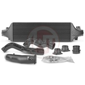 Competition Intercooler Kit MB (CL)A250 EVO2 Mercedes CLA W117 Mercedes CLA 220 200001065 wagner wagnertuning mondotuning mtelaborazioni The Competition Intercooler has the following core size (640mm x 200mm x 110mm = 14.080cm¶ü)