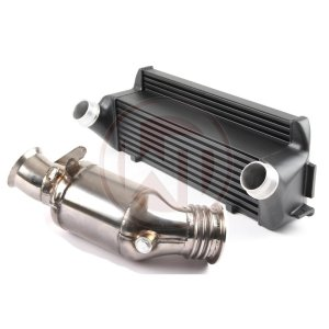 Comp. Package EVO 1 BMW F-series N55 catless -6/13 BMW Packages BMW 700001027 wagner wagnertuning mondotuning mtelaborazioni The Competition Package for the BMW F-series consists of the Intercooler Upgrade Kit
