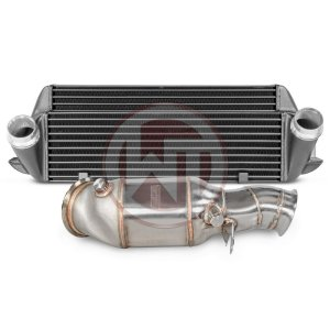 Comp. Package EVO2 BMW F-series N55 catless 7/13+ BMW BMW 2er BMW M2 F87 700001052 wagner wagnertuning mondotuning mtelaborazioni The Competition Package for the BMW F-series consists of the Intercooler Upgrade Kit