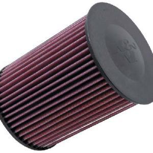 E-2993 filtro aria pannello cilindrico k&n sportivo cotone traspirante ford focus rs mk3 aspirazione rumore mtelaborazioni
