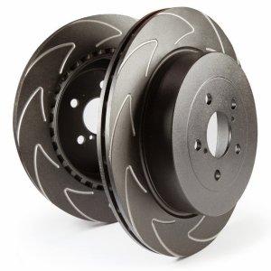 rivenditore ufficiale ebc brakes freni dischi pastiglie sport dischi pastiglie yellow pinna grooved ford focus rs mk3 350mm baffati forati puntati