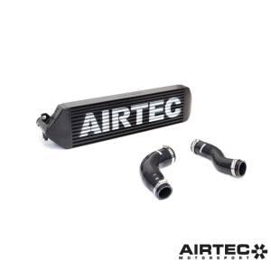 intercooler maggiorato frontale airtec motorsport toyota yaris gr 1.6 manicotti silicone mtelaborazioni elaborazione