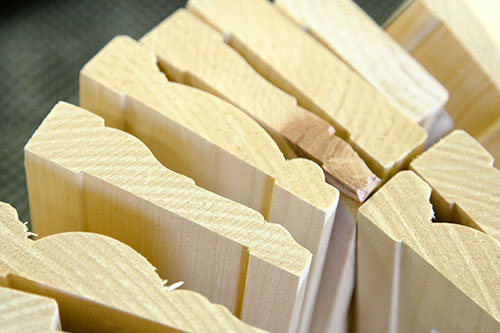 Wood Moulding Available at MTE  Wooden Trim for Sale