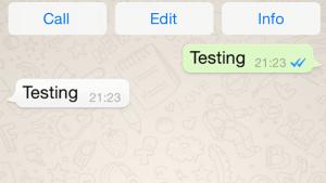 شرح كيفية اخفاء وقت استلام الرسالة فى تطبيق الواتساب بعد التحديث الجديد
