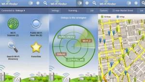 كيفية البحث عن شبكات الواى فاى المتاحة والقريبة من الهاتف للاندرويد