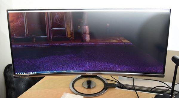 شاشة Asus Designo MX34VQ
