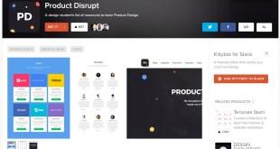 موقع لتوفير المصادر في عالم التصميم