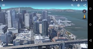 [تطبيق] تحميل Google Earth لهواتف أندرويد وآيفون