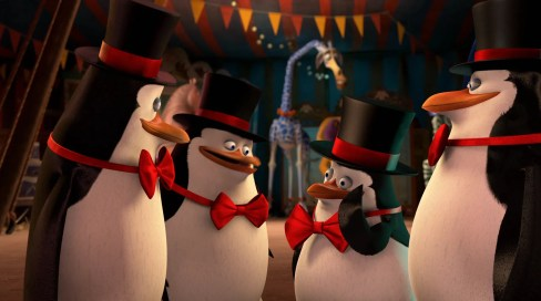Penguin outfits & fur updates