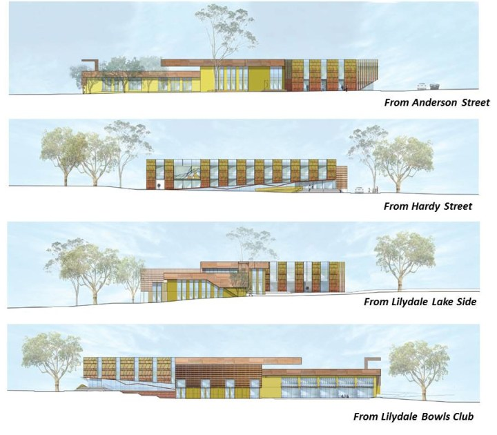 Shire office redevelopment views