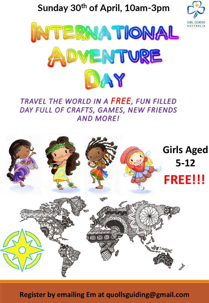 International Adventure Day