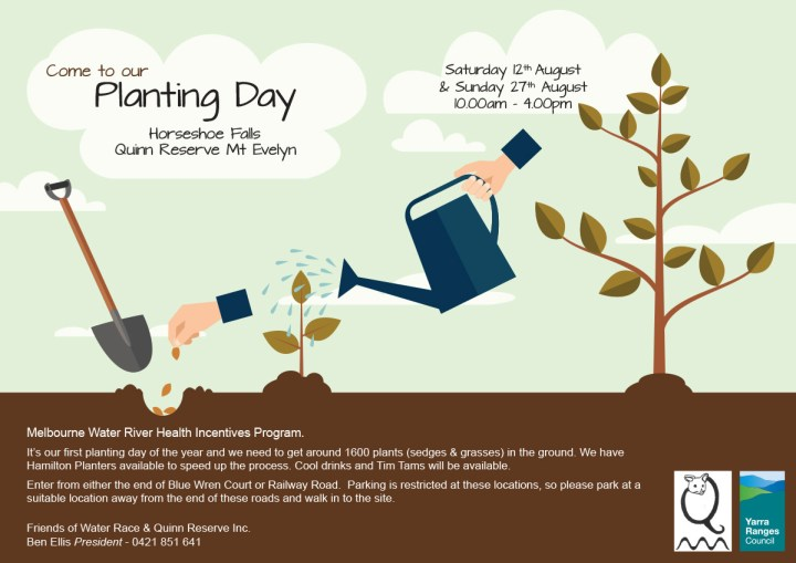 fwrqr planting day 2017