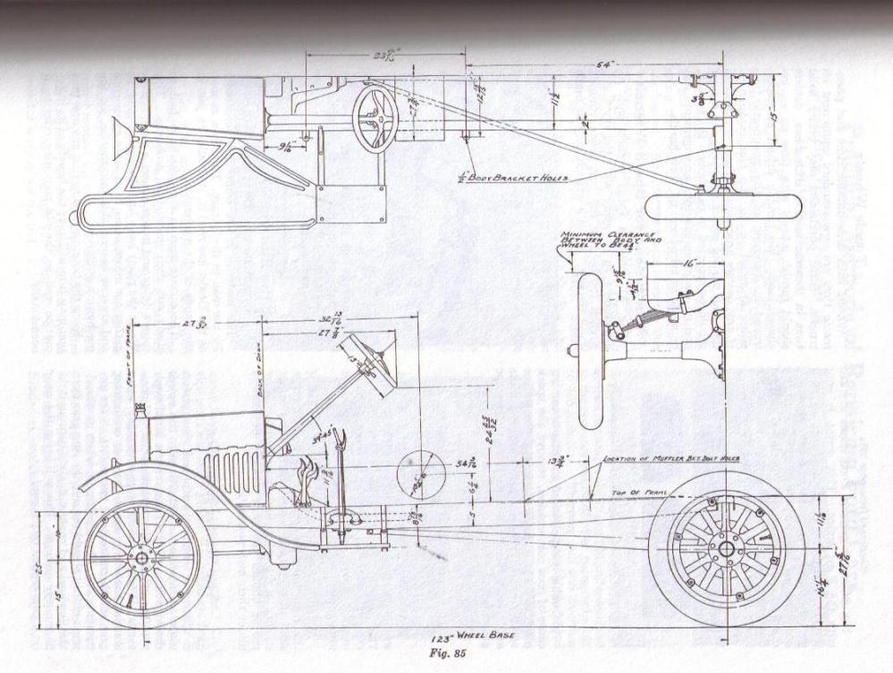 medium resolution of jul 15 1919 ford service bulletin ton truck