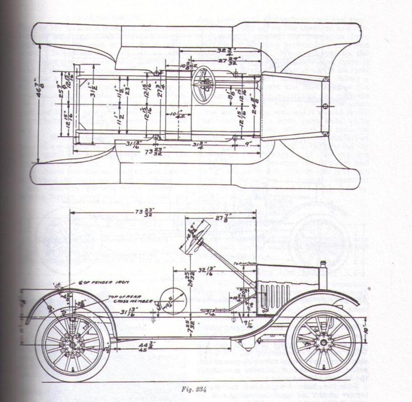 Model T Ford Forum: Model of Model TT
