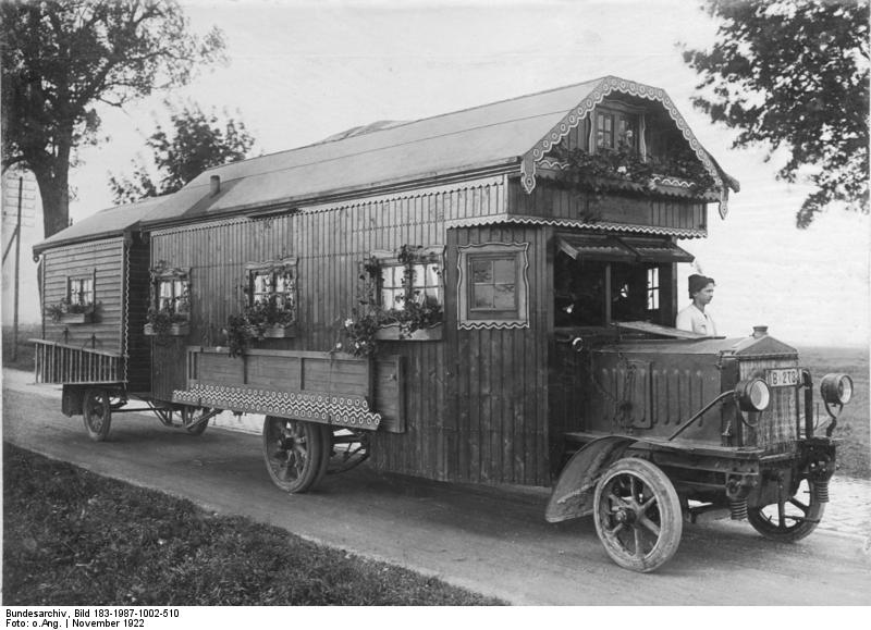 Motorhome 1922