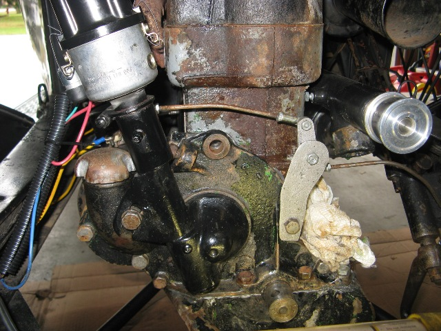 model t ford wiring diagram satellite cable forum: what is this distributor?