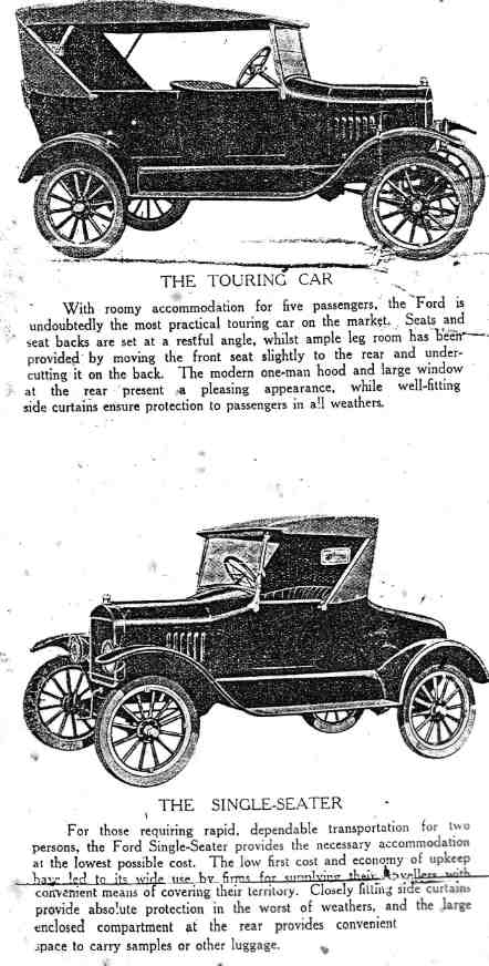 Model T Ford Forum: Two Tone Colours : Closed Car