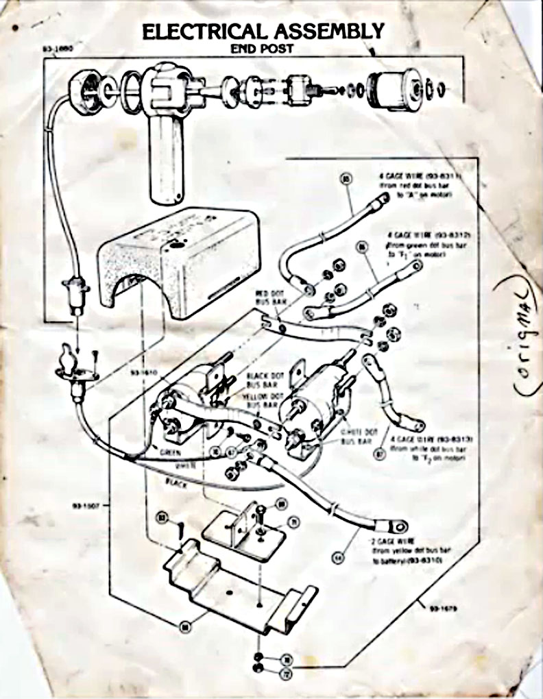 hight resolution of  307181 model t ford forum ot hickey sidewinder winch info needed ramsey winch solenoid diagram at