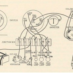 Ford 8n Wiring Diagram Ceiling Fan Australia Model T Forum: Ignition Switch Question