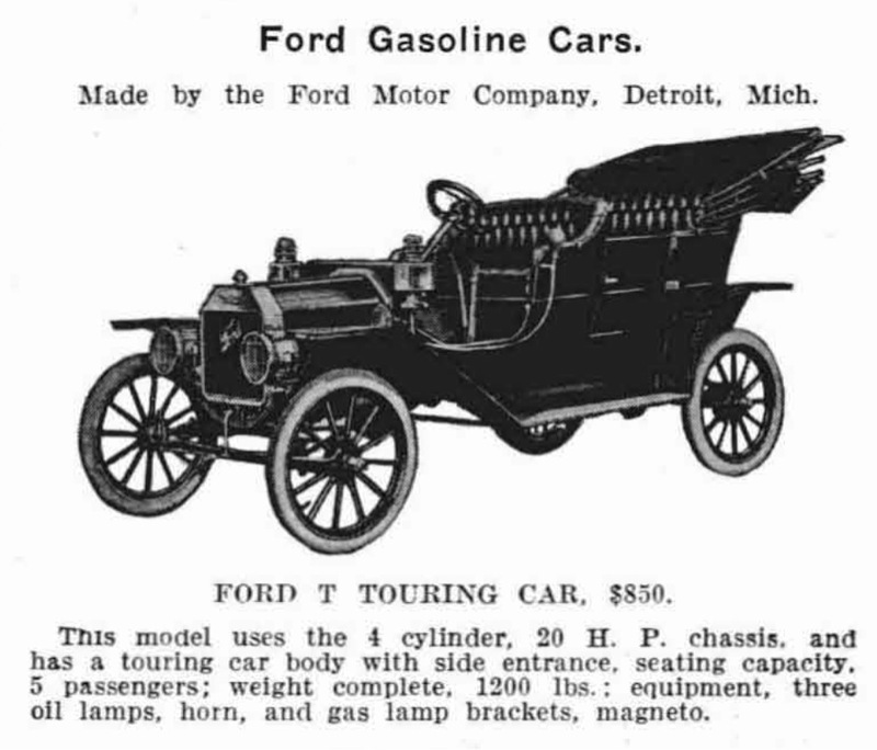 Service manual [Car Repair Manual Download 1909 Ford Model