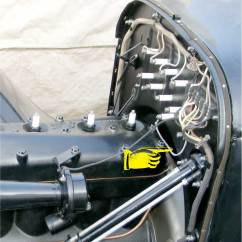 Model A Horn Wiring Diagram Sink Drain Line For T Ford Forum 1923 Touring Wire Route
