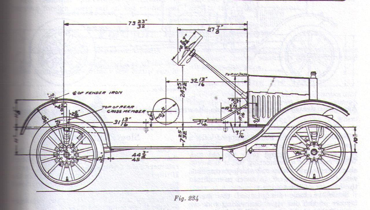 hight resolution of  wrg 4699 1926 ford model t wiring diagram