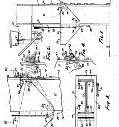 can t help with your decision but here is a 1959 patent drawing assigned to k r wilson for a hydraulic press the table tilts to move it up or down with  [ 850 x 1446 Pixel ]