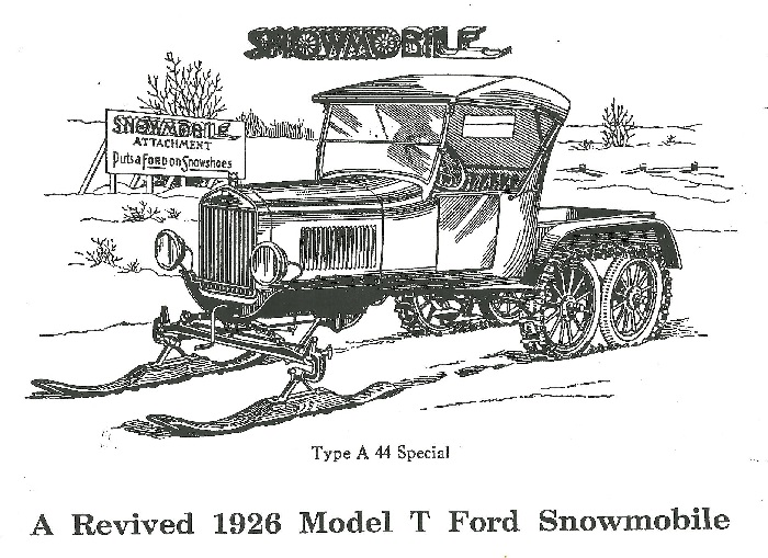 Model T Ford Forum: Getting ready for winter 1926