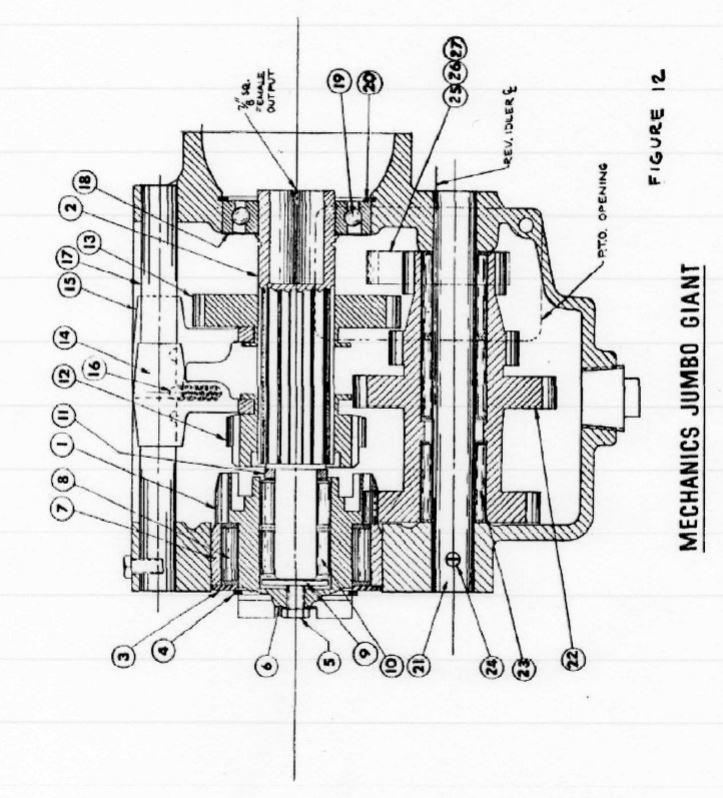 Model T Ford Forum: Installing a Jumbo Giant transmission