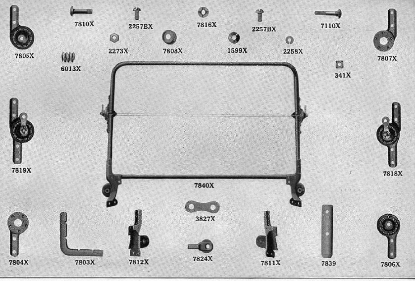 Model T Ford Forum: Windshield Rubber Part 2