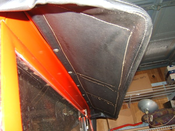 Model T Ford Forum 19261927 coupe windshield garnish
