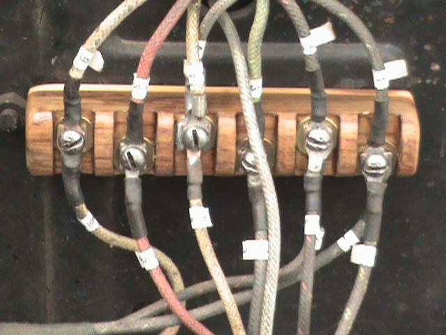 Ignition Wiring Diagram For The 1922 Ford Model T