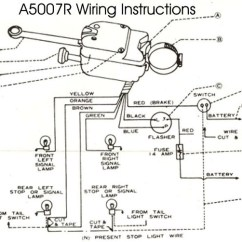 Grote Universal Turn Signal Switch Wiring Diagram Amana Clothes Dryer Model T Ford Forum: Diagram.
