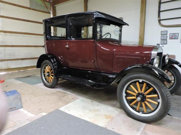 Model T Ford Forum Removing 1926 Tudor windshield