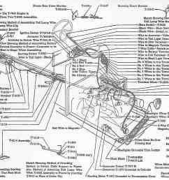 model t wiring routes wiring diagram for you model t ford forum headlamp wire route model [ 1200 x 843 Pixel ]