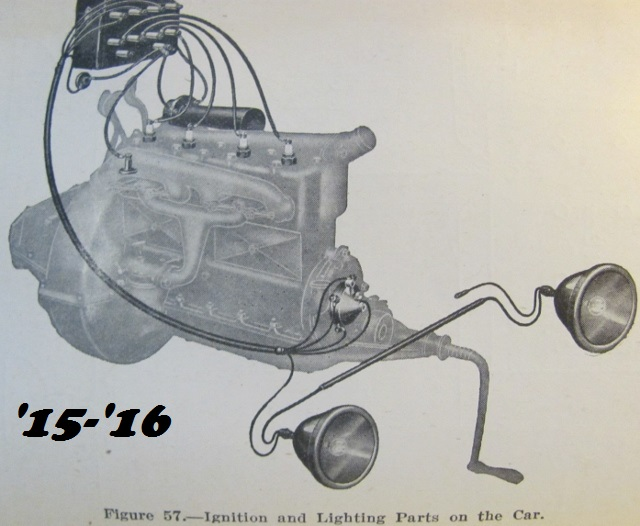 Wiring Schematic Model A Ford