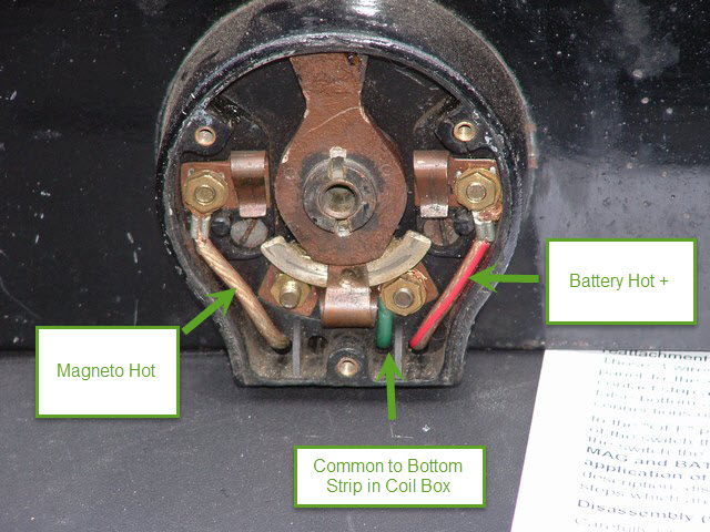 Model T Ford Coil Wiring Diagram